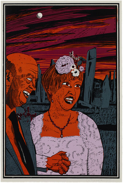 Grayson Perry, 'Six Snapshots of Julie (05)', 2015