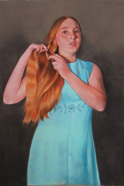 Hanneke Benade, 'Five Shades of Red II', 2020