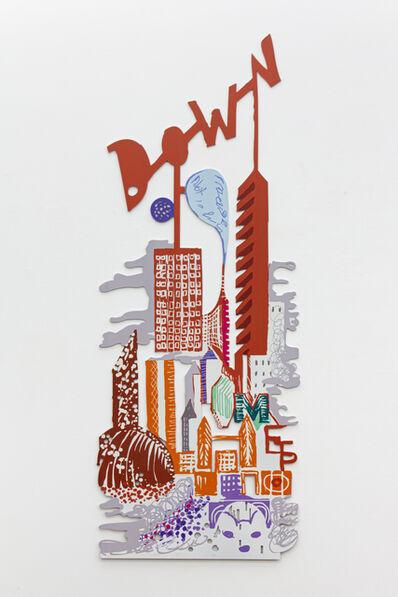 Keti Kapanadze, 'Down', 2020