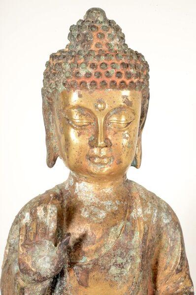 Katchu Shi, 'Dourushi-kin Shakamuni Buddha', 1608-1860