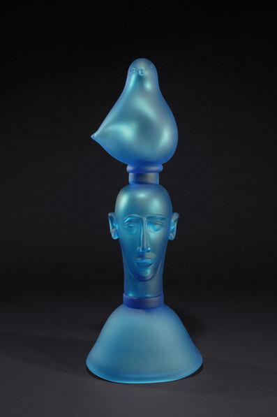 Richard Jolley, 'Feather Head '