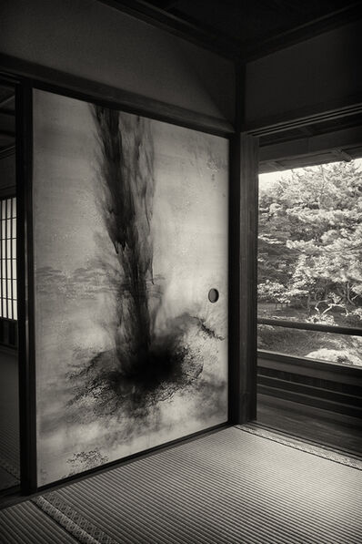 Kenji Wakasugi, 'Black Fall', 2016