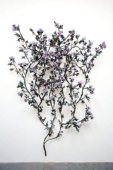Carlton Scott Sturgill, 'Branded Rose Gowanus (Violet)', 2014