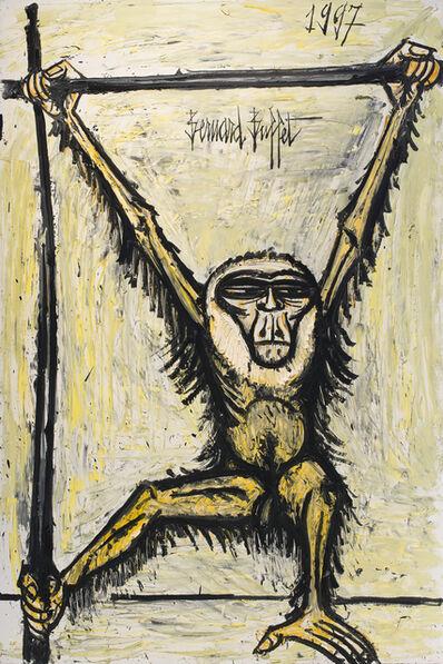 Bernard Buffet, 'Gibbon', 1997