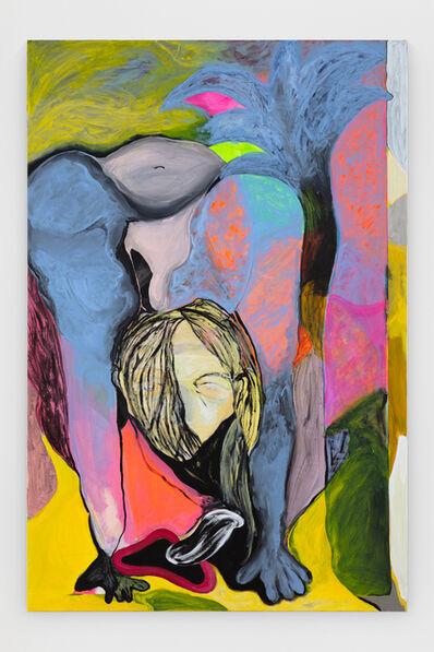 Shagha Ariannia, 'janey's hair, janey's chair,', 2020