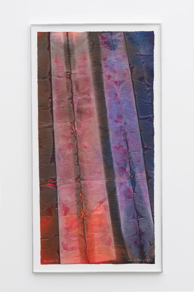 Sam Gilliam, 'B Series 6', 2015