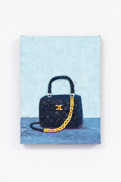 Nabeeha Mohamed, 'Chanel Flap Bag With Top Handle', 2021