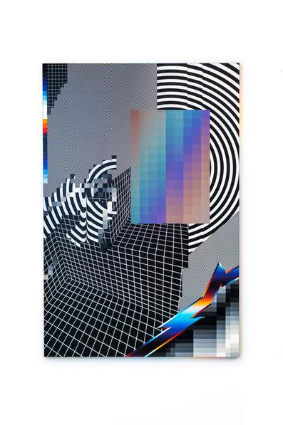 Felipe Pantone, 'Optichromie #120', 2019