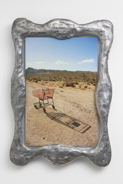 Joe Sweeney, 'Untitled (Discarded Shopping Trolley In The Mojave Desert)', 2018
