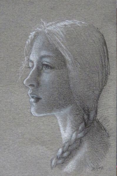 Barbara Fox, 'Irish Lass', 2021