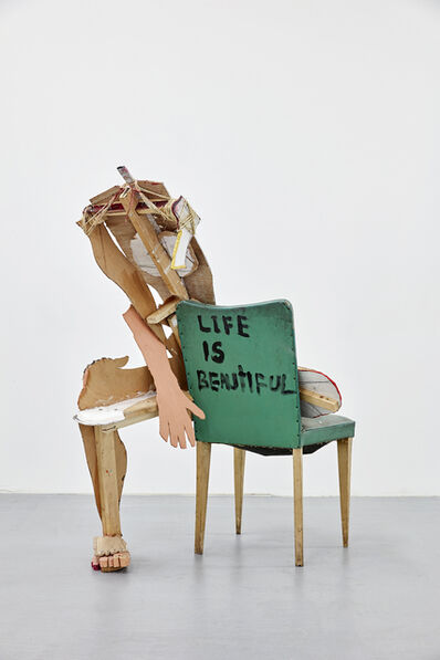 Amir Nave, 'Life is beautiful', 2018