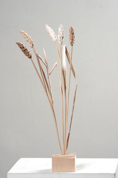 Kurt Lightner, 'Wheat Sculpture #16', 2020