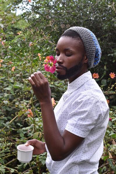 Nomusa Mtshali, 'Vuna Ubulili Bami (Picking My Gender/ Coffee) III', 2019