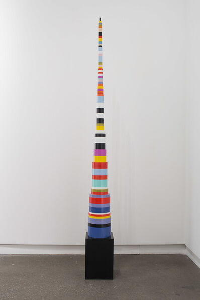 Douglas Coupland, 'A Meditation on Plastic', 2011