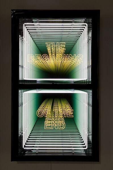 Iván Navarro, 'The Beginning Of The End', 2014