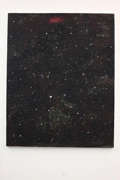 Natale Addamiano, 'Mappa di stelle', 2019