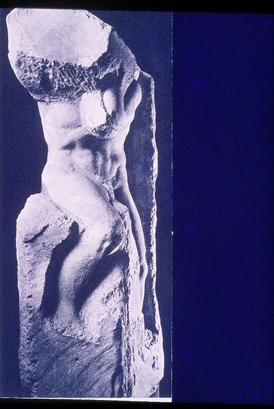 Sharon Ya'ari, 'Michelangelo, slave called Atlas 1530-1533 ', (1970) 2019