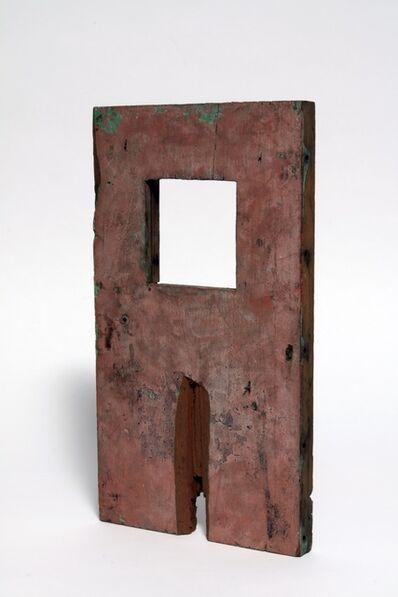 Harry Abend, 'La ventana que no conduce a ninguna parte', 2000