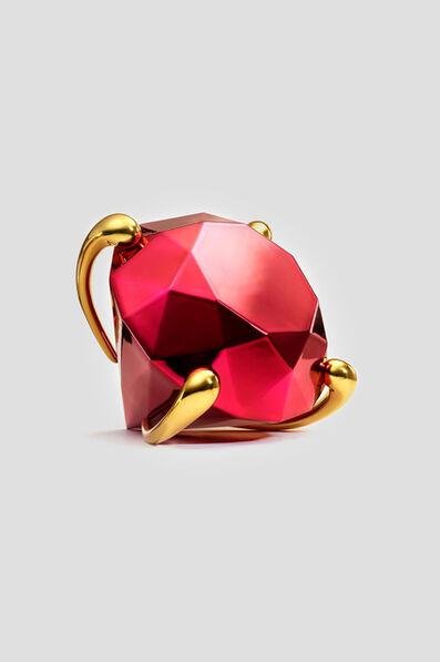 Jeff Koons, 'Diamond (Red)', 2020