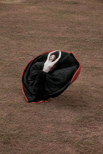 Guilherme Licurgo, 'Black Flower', 2011