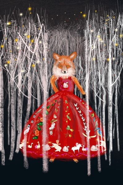 Claire Westwood, 'The Dress few limited edition prints left', 2019