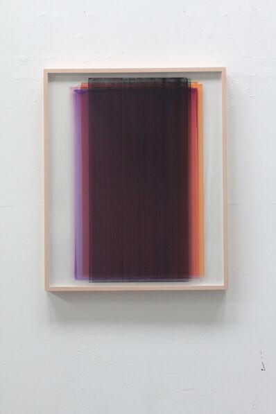 Seungtaik Jang, 'Layer Colors Painting G3', 2020