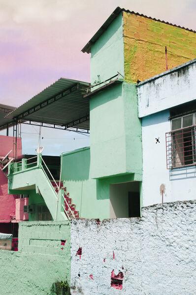 Stefanie Moshammer, 'Camouflage, Rio de Janeiro', 2016