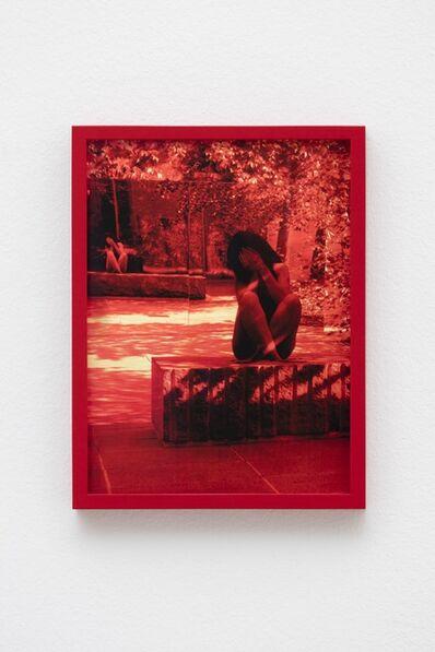 Dominique Gonzalez-Foerster, 'Florence & Constantin (Jardin Brancusi)', 2015