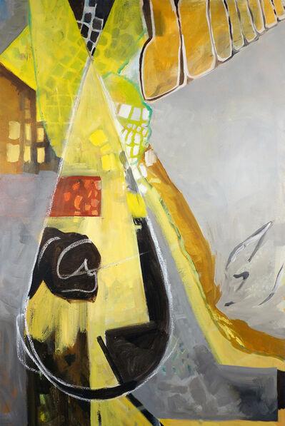 Yura Adams, 'Scatter Rickey with Lemon Lights', 2016