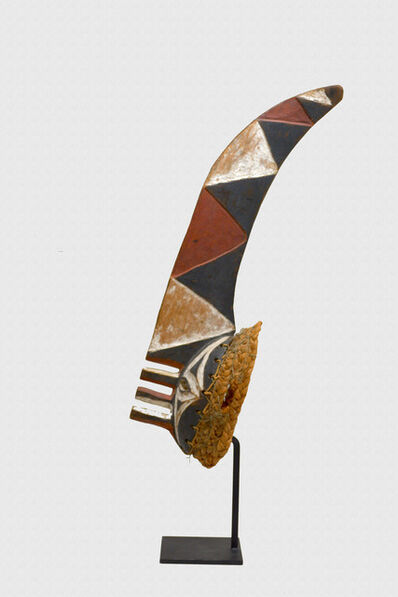 'Maji Mask by Igbo Peoples, Nigeria', early 20th century