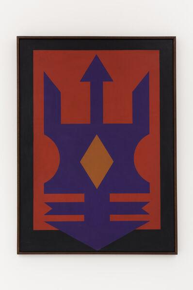Rubem Valentim, 'Emblema - 78', 1978