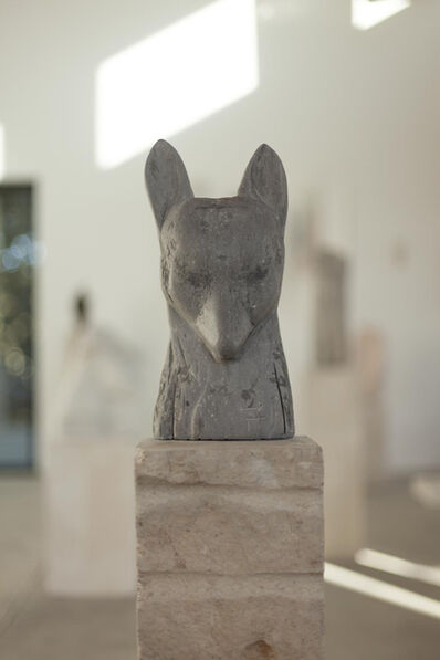 Jane Rosen, 'Fox (Head)', 2017