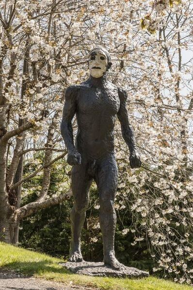 Elisabeth Frink, 'Walking Man (Riace I)', 1986