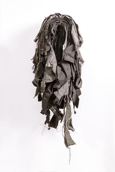 Joël Andrianomearisoa, 'Badboy Black Denim', 2014