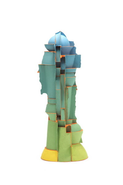 Kyle Johns, 'Untitled, Tall Blue Top', 2021