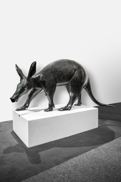 Daniel Daviau, 'Georges The Aardvark', 2019