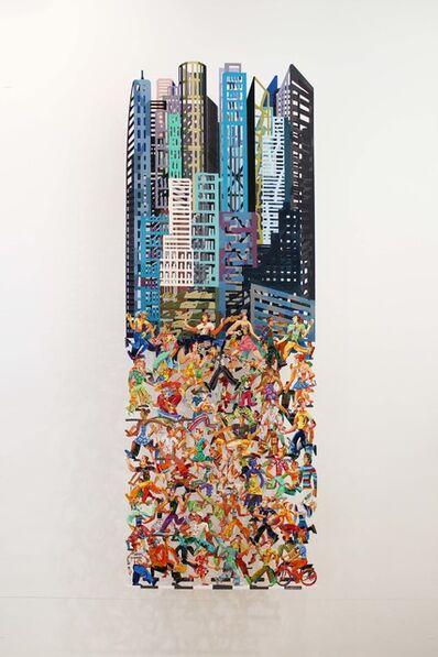 David Gerstein, 'Cosmopolis', 2008