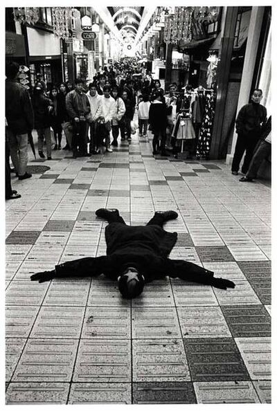 Yasumasa Morimura, 'Cometman (Shinkyogoku)', Taken in 1990-first shown in 2004