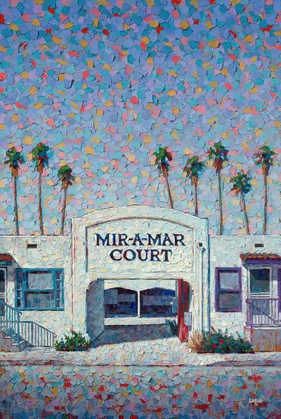 Raymond Logan, 'Mir-A-Mar Court', 2020