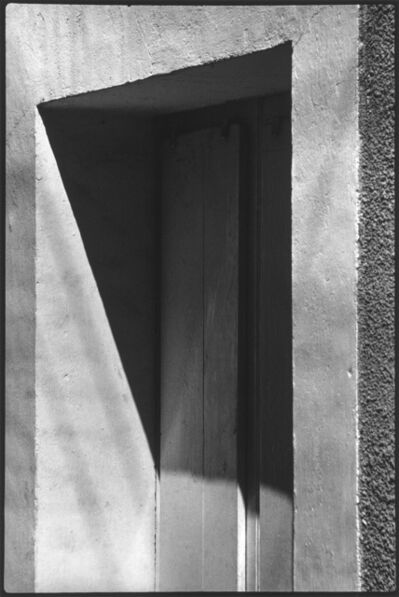 Ellsworth Kelly, 'Hangar Doorway, St. Barthélemy', 1977