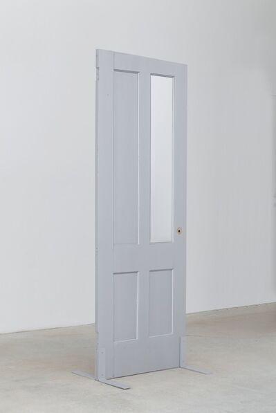 Tom Burr, 'Single Silver Door (one)', 2014