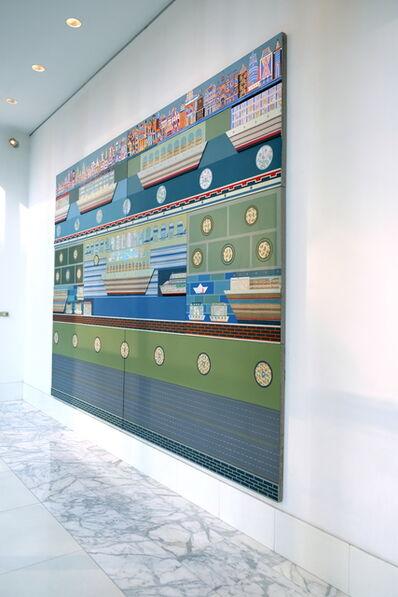 Carlos Rodriguez Cardenas, 'Architectural Landscape ', 2018