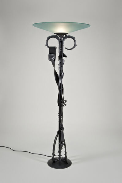 Albert Paley, 'Millennium Floor Lamp', 1999