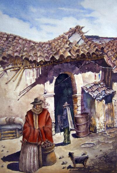 Emilio Torrez, 'Old Tambo', 1991