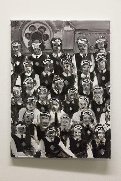 Dawn Mellor, 'St. Bernard's School', 2013