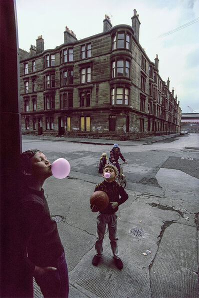 Raymond Depardon, 'Glasgow, Scotland. ', 1980