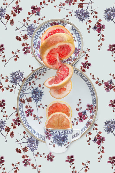 JP Terlizzi, 'Villeroy & Boch Artesano with Grapefruit', 2019