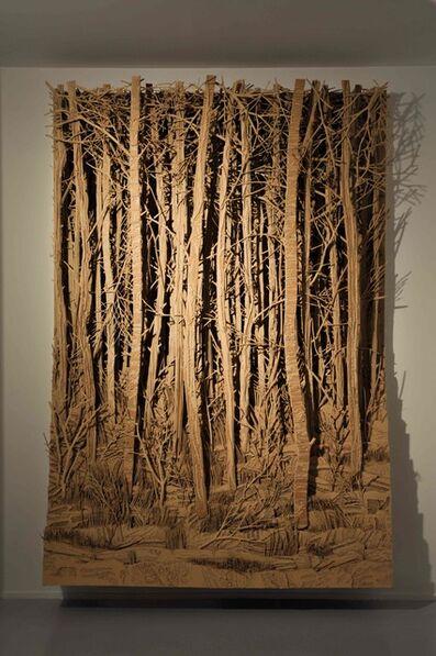 Eva Jospin, 'Forêt 3', 2015