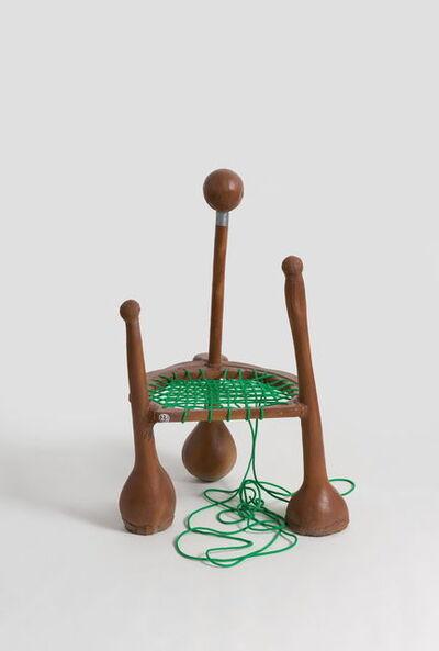 Zhou Yilun 周轶伦, 'Longe Chair (Brown)', 2019