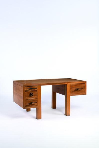 Jean Touret, 'Oak desk', vers 1958